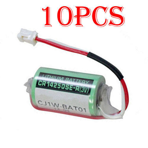 10pcs OMRON CJ1M,CJ1G,CJ2M,CJ2G,CP1E,CP1L,CP1H PLC With White plug
