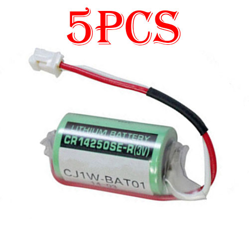 5pcs OMRON CJ1M,CJ1G,CJ2M,CJ2G,CP1E,CP1L,CP1H PLC With White plug